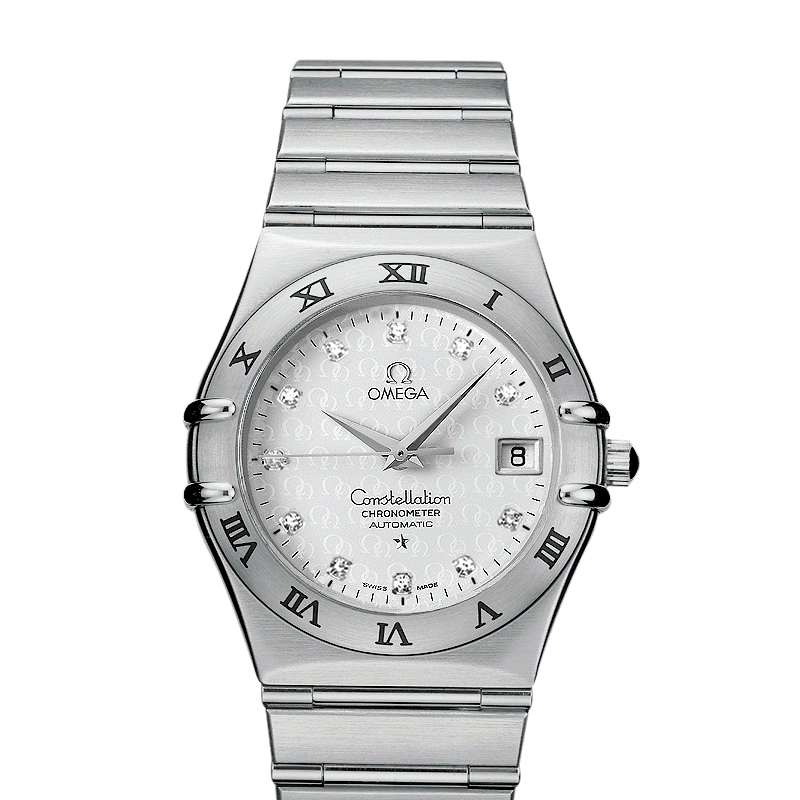 Omega Constellation brillantes