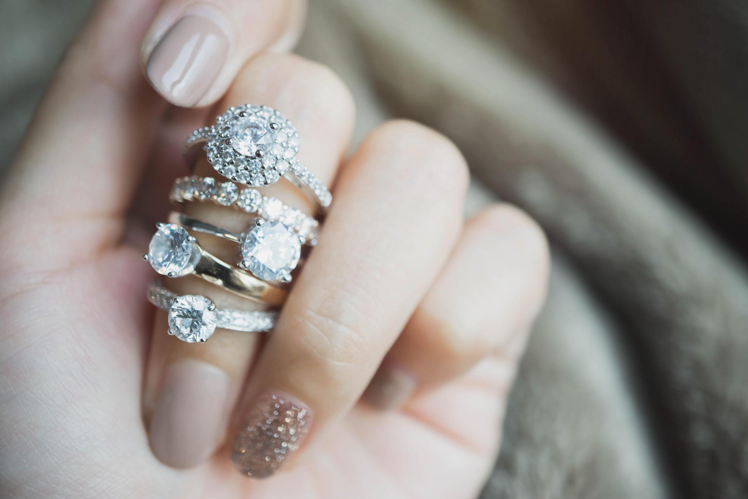 Colección anillos Joyería Juanmanuel